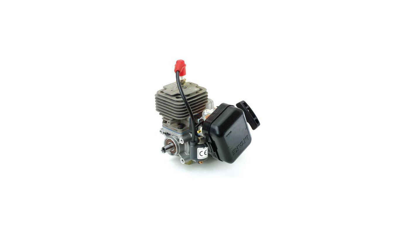 Zenoah G231 Heli Engine with WT-643 carburetor | Horizon Hobby