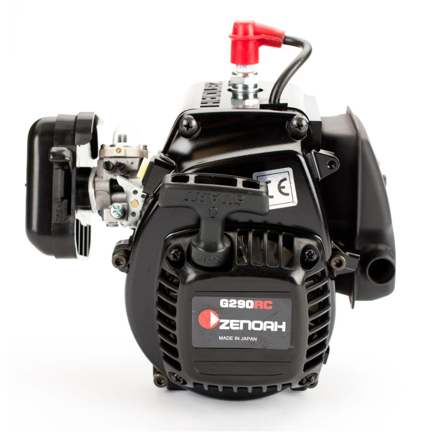 29cc Single Gas Engine with Clutch   HorizonHobby