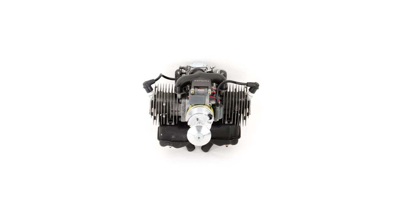 Image for GT80 Twin Cylinder (4.88 cu in) from HorizonHobby