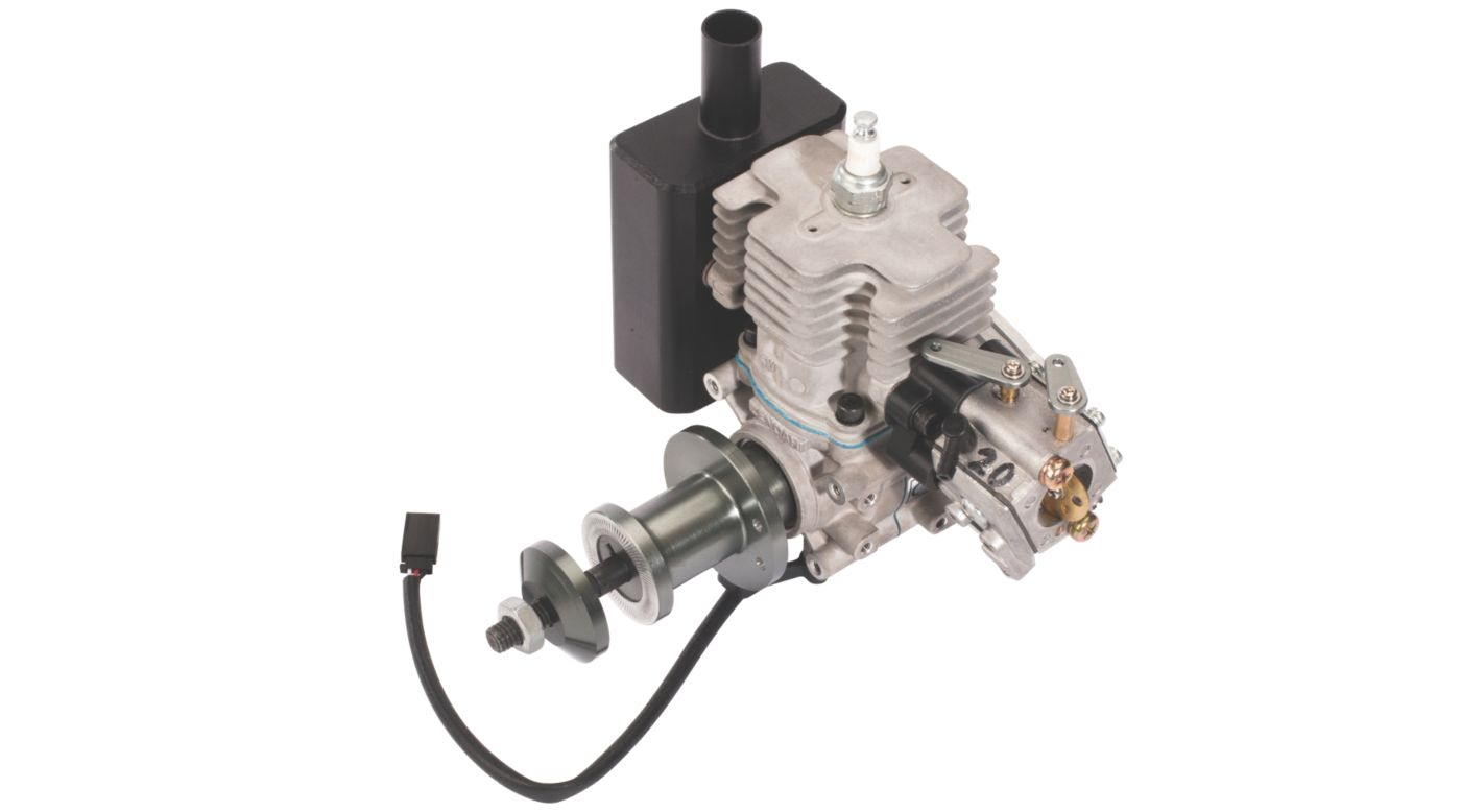 Image for ZP 20cc Gas Engine from HorizonHobby