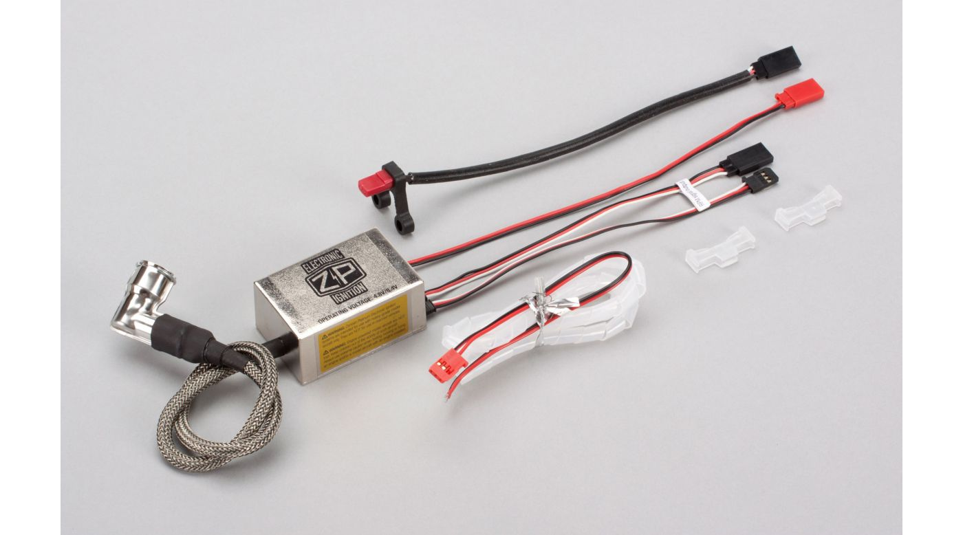 Image for Single Electronic Ignition for CM6 Plug: ZP 26 from HorizonHobby