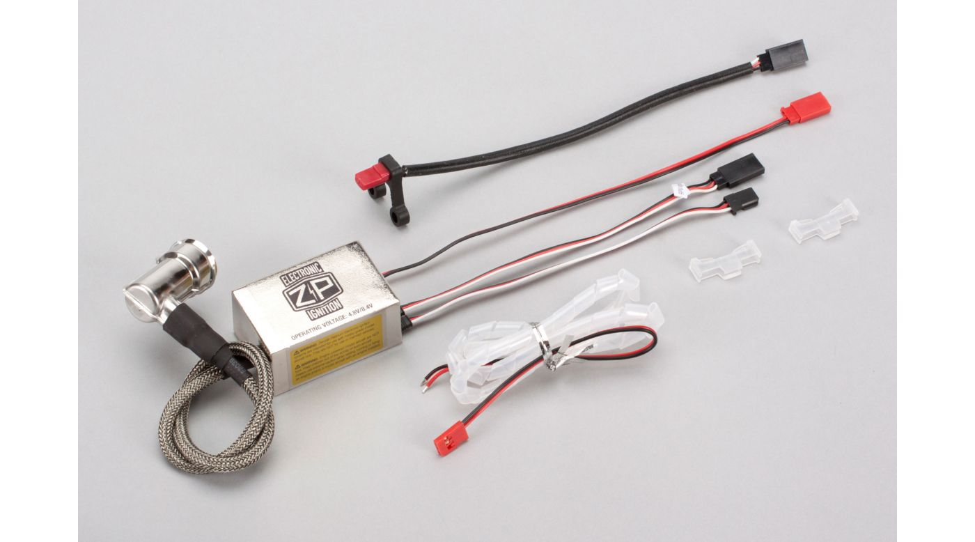 Image for Single Electronic Ignition for RCJ7Y Plug: ZP 62 from HorizonHobby