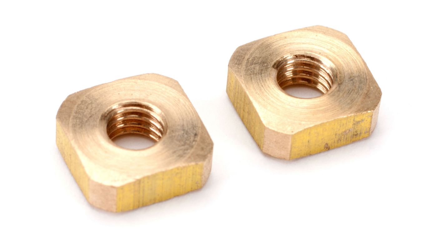 Image for M5 Square Nut from HorizonHobby