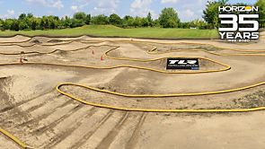 Horizon 35 Years TLR Track Setting