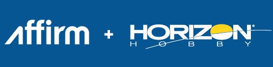 Affirm Logo, Horizon Hobby Logo