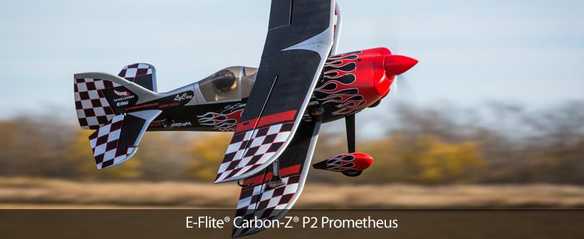 E-Flite Carbon-Z P2 Prometheus