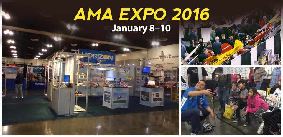 AMA Expo 2016