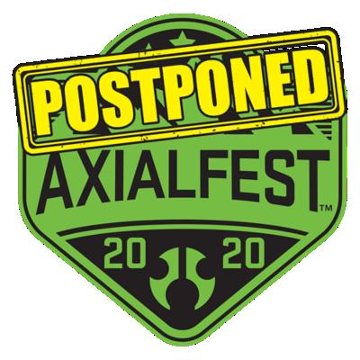 Axialfest 2020 Postponed