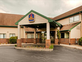 The Best Western Monticello Gateway Inn
