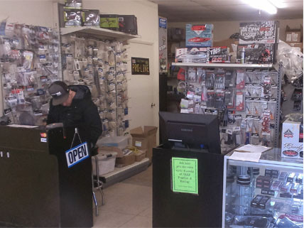 Coyote Hobbies - Inside the store photo 1.