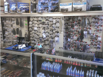 Coyote Hobbies - Inside the store photo 2.