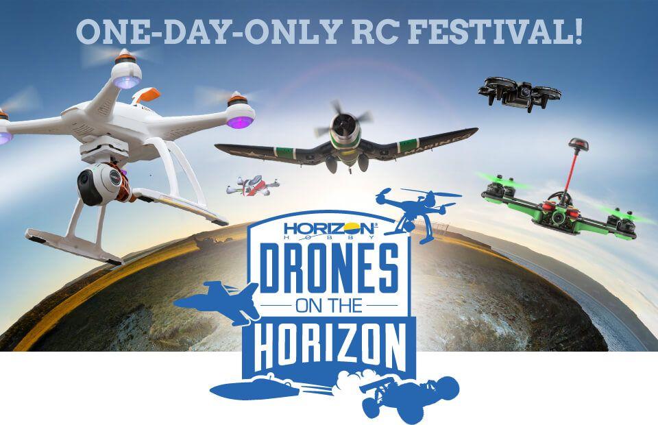 Drones on the Horizon 2016