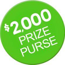 $2000 Prize Purse