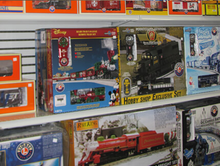 Homewood Toy & Hobby Shop - Inside the store photo 2.