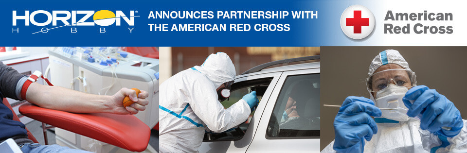 Horizon Partners with Red Cross - Covid testing