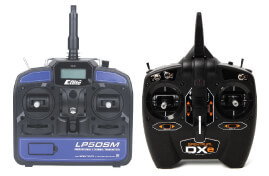 LP5DSM and DX5e transmitters