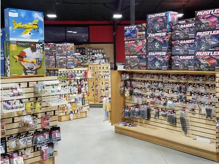 Oklahoma Hobbies and Radio Control - Inside the store photo 3.