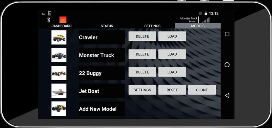 Model Select