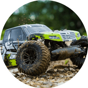 Race Off-Road with the ECX AMP Buggy