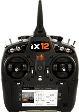 iX12 - Black