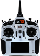 iX12 - White