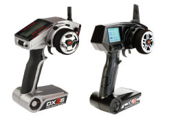 DX3S and DX3.0 transmitters