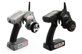 DX3R and DX4R transmitters