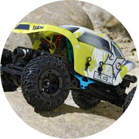 Take the Rock Crawler Challenge