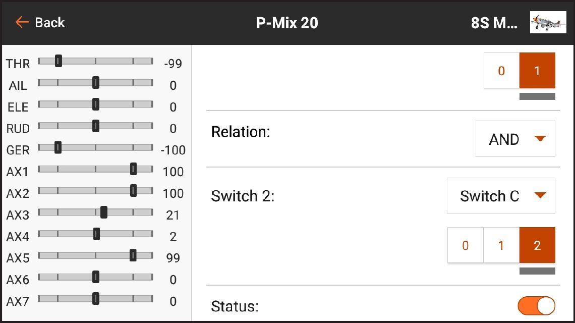 AirWare<sup>™</sup> Touch app P-Mix 20″>                    </div> <div class=