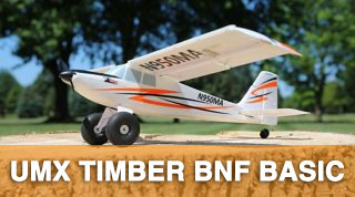 UMX Timber BNF Basic