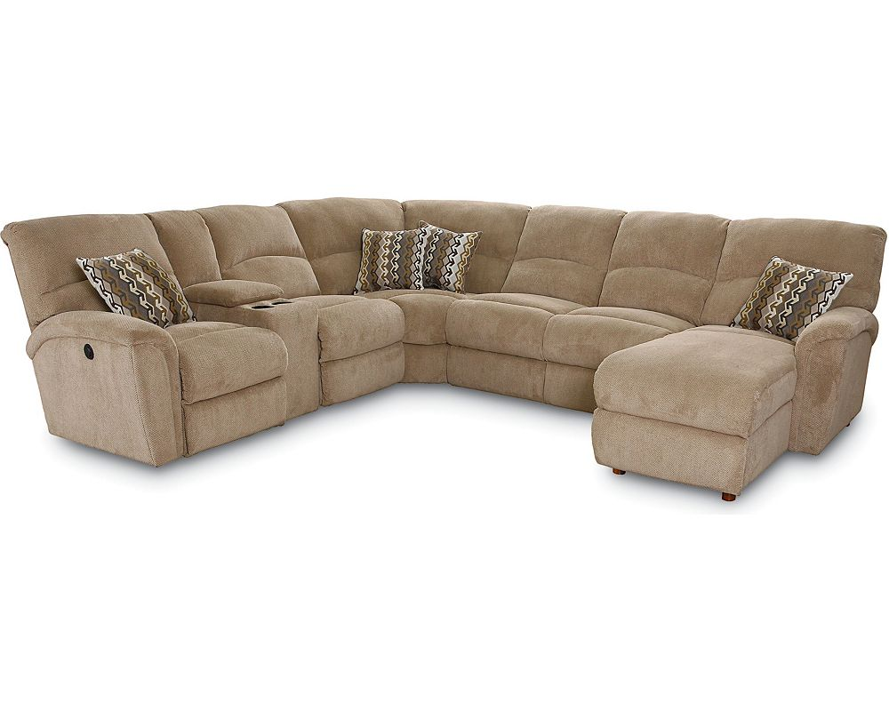Reclining Sectionals & Couches