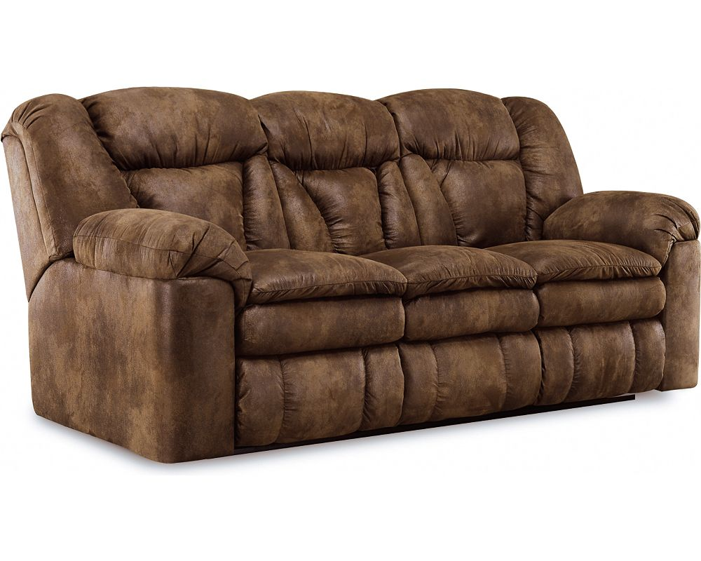 Lane Leather Reclining Sofa And Loveseat Refil Sofa
