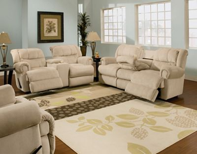 Double Reclining Sofa With Fold Down Table Mjob Blog ~ Dual Reclining Sofa With Drop Down Table