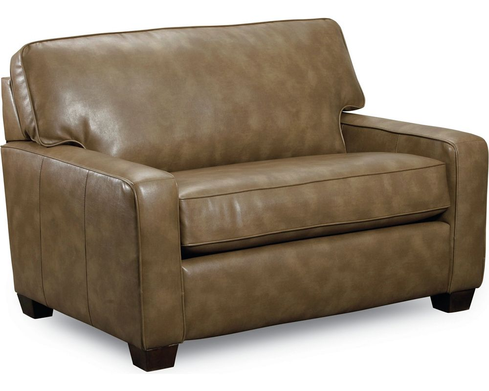 Leather Twin Sleeper Sofa Teachfamiliesorg