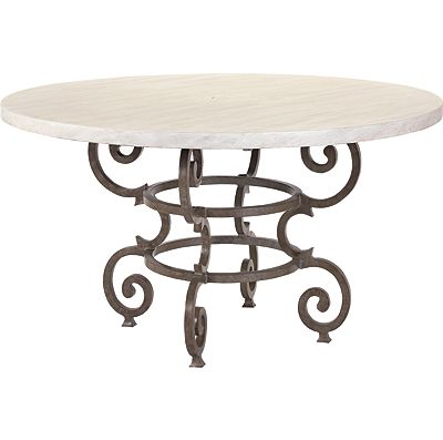 Floine Round Dining Table