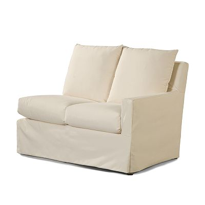 Elena Loveseat One Arm Rf