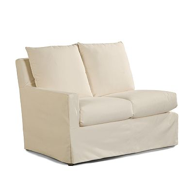 Elena Loveseat One Arm Lf