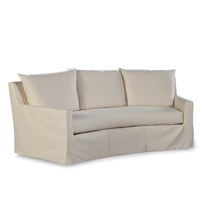 Elena Crescent Shape Sofa