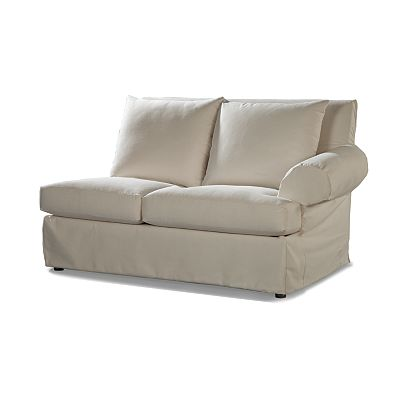 Carolyn Loveseat - One Arm Rf- Club