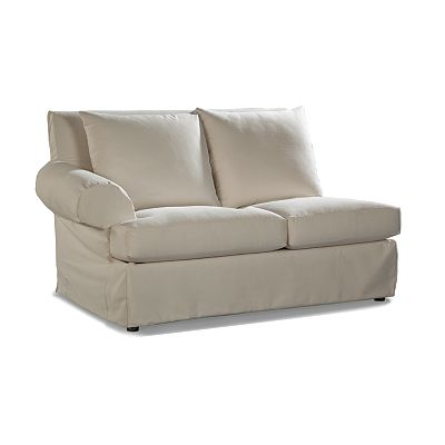 Carolyn Loveseat - One Arm Lf- Club