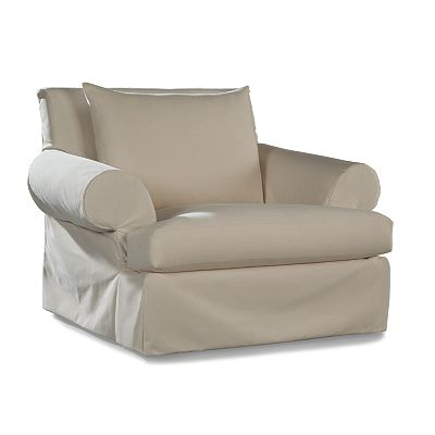 Carolyn Swivel Lounge Chair- Club