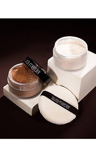 how to travel with loose powder