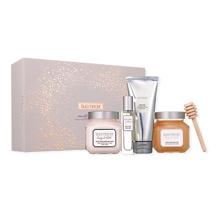 Luxe Indulgences Ambre Vanillé Luxe Body Collection