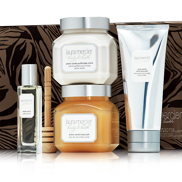 Sweet Temptations Ambre Vanille Luxe Body Collection