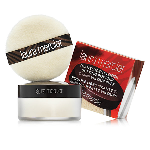 Beauty on the Fly Translucent Loose Setting Powder Holiday Edition