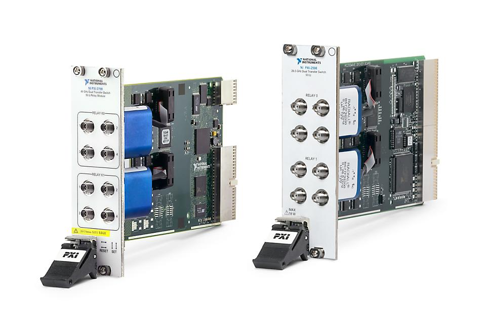 PXI Transfer Switch Module