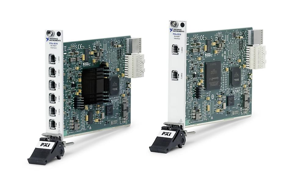 PXI Vehicle Multiprotocol Interface Module