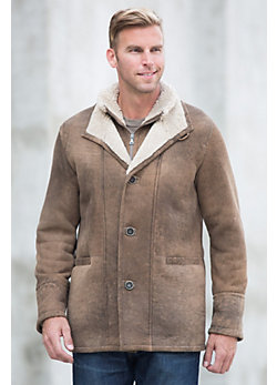 Gunnar Spanish Merino Sheepskin Jacket
