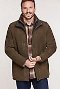 Lucas Shearling Sheepskin Coat