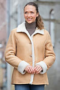 Holly Shearling Sheepskin Jacket